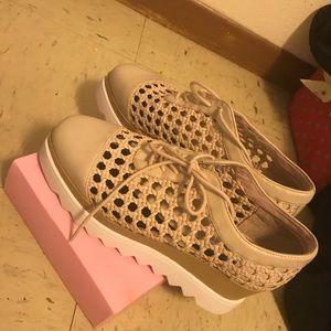 4b1d949c7e45 Sol Sana Shoes - Fremont wedge oxford